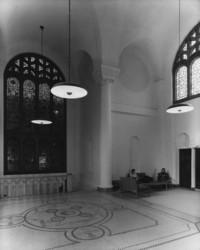 1973 Library: Rotunda