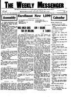 Weekly Messenger - 1917 February 3
