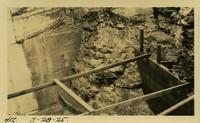 Lower Baker River dam construction 1925-03-28