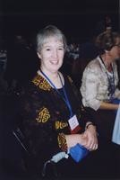 2007 Reunion--Anne (Hardin) Taggart at the Banquet