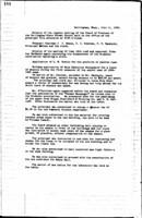 WWU Board minutes 1908 July