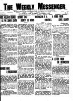 Weekly Messenger - 1916 November 4