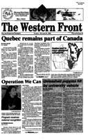 Western Front - 1995 October 31