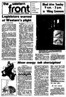 Western Front - 1973 November 30