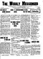 Weekly Messenger - 1917 May 12