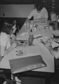 1948 Art Class