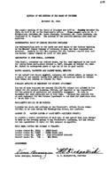 WWU Board minutes 1940 November