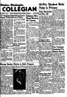 Western Washington Collegian - 1953 November 20