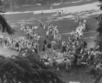 1955 Campus Day: Picnic