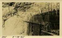 Lower Baker River dam construction 1925-03-18