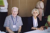 2007 Reunion--Dick McCollum and Barbara (Welsh) McCollum