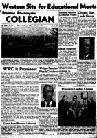 Western Washington Collegian - 1950 July 7