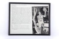 Basketball (Women's) Photograph: Celeste Hill, #32, 1996/2000
