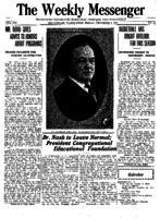 Weekly Messenger - 1921 December 9