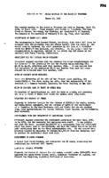 WWU Board minutes 1956 March