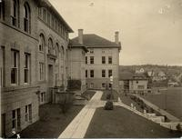 1912 Main Building: Front Looking South