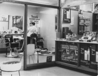 1965 Viking Union Barber Shop