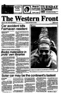 Western Front - 1990 March 13