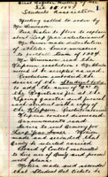 AS Board Minutes - 1924 February