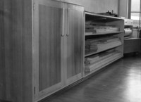 1944 Work Room Cabinets