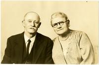 W.R. Tarte and wife Eleanor Tarte