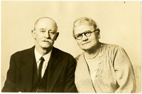 W.R. Tarte and wife Eleanor Tarte
