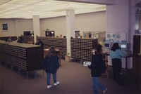1996 Library: Card Catalog