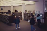 1996 Library: Card Catalog