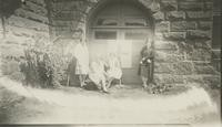 1927 Campus Day: Students