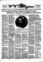 WWCollegian - 1946 February 22