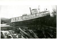Lake Whatcom steamer