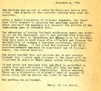 AS Board Minutes 1935-11
