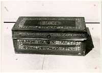 James Tilton Pickett's trunk