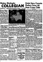 Western Washington Collegian - 1952 November 14
