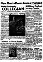 Western Washington Collegian - 1954 October 8