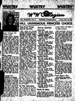 WWCollegian - 1940 February 16