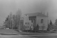 1958 Library: South Facade