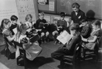 1941 Reading Time (Class 2-A)