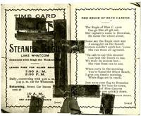 Poem printed on paper, titled