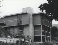 1975 Addition, View From Garden Street
