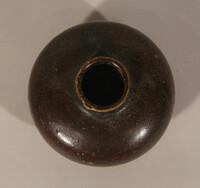 Chalieng ware jar, compressed globular body