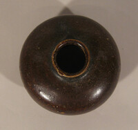 Chalieng ware jar, compressed globular body