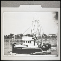 The fishing boat