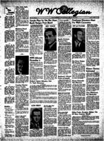 WWCollegian - 1940 October 25