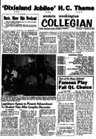 Western Washington Collegian - 1958 October 31