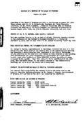 WWU Board minutes 1939 August