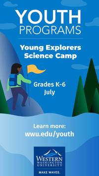 Youth Programs - Young Explorers Alumni Sign - Digital ad - May 2021