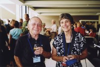 2007 Reunion--Earl Cilley and Patricia Morse