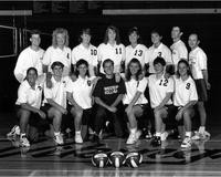 1993 Volleyball Team