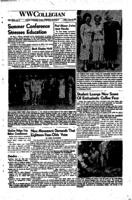 WWCollegian - 1948 July 16
